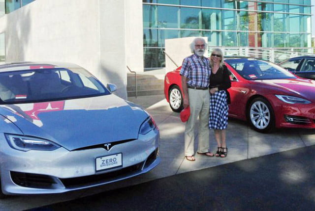 tesla model  list s buyers couple in line for buys two ss x