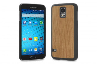 Cover-Up WoodBack Case