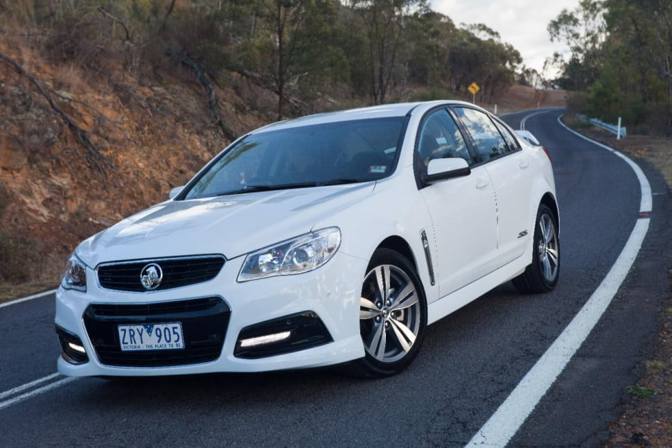 2013 Holden VF Commodore SS