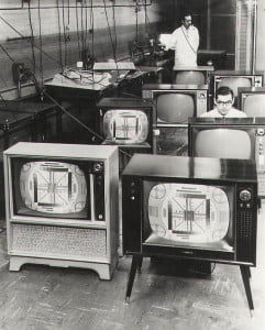 Consumer Reports 1960 television testing
