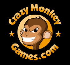 Crazy Monkey Games Logo