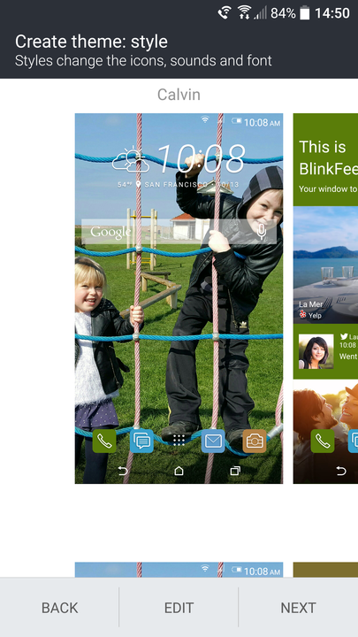 htc  tips and tricks create theme