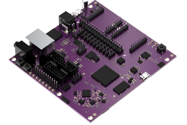 imagination tech has a new single board system called the ci  creator