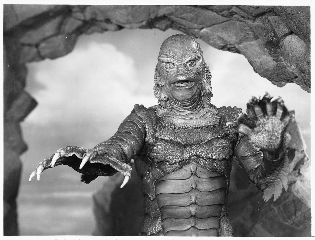 mysterious universal monsters movie stakes claim  release date creature from the black lagoon