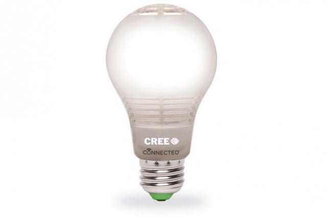 crees smart light bulb costs  cree connected