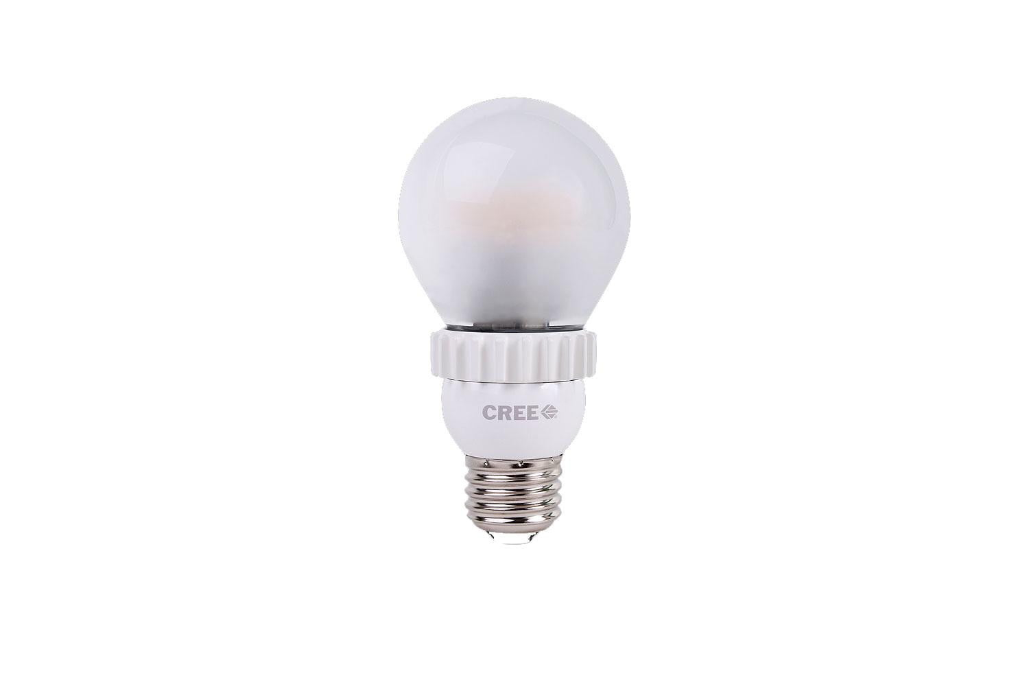 Cree Brings A Novel Idea To Led Light Bulbs By Making Them Look Like Light Bulbs Digital Trends