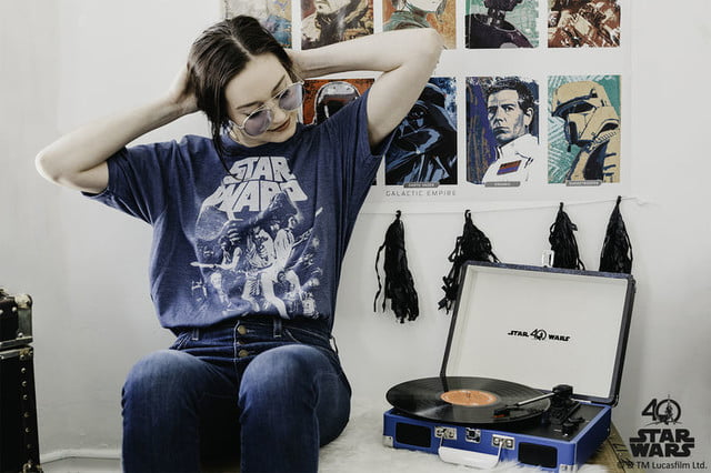 crosley star wars turntable record store day