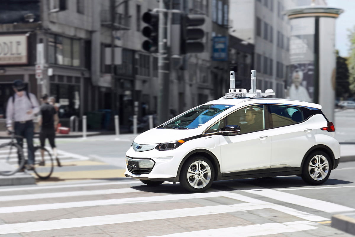 cruise automation tests self driving chevy bolt ev san francisco