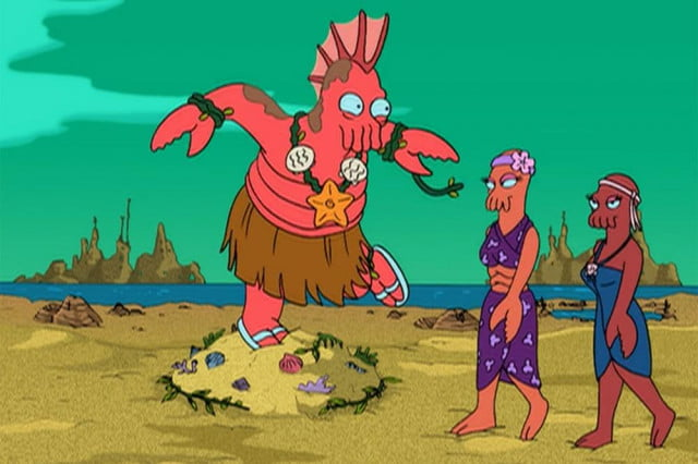 Why Must I Be a Crustacean in Love? - Season 2 Episode 9