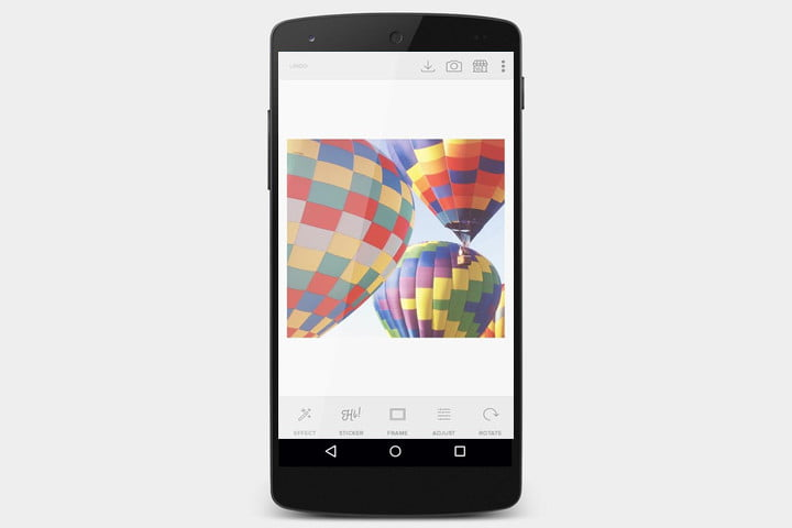 Cupslice Photo Editor Gall Android