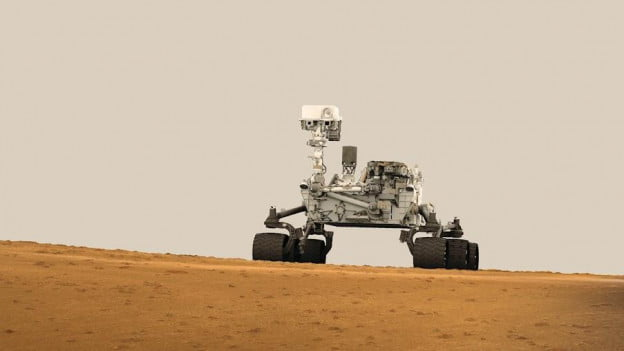 NASA Mars Curiosity Rover surprising facts
