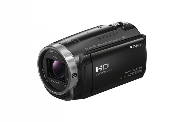 sony action cam and camcorders cx