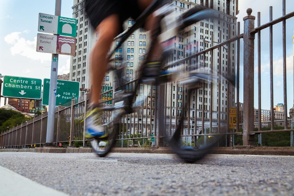 uber launches uberrush courier service cyclist