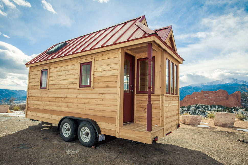 best tiny homes on wheels cypress tumbleweed house company