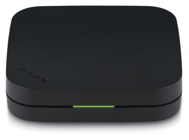 D-Link's MovieNite Plus streaming media player