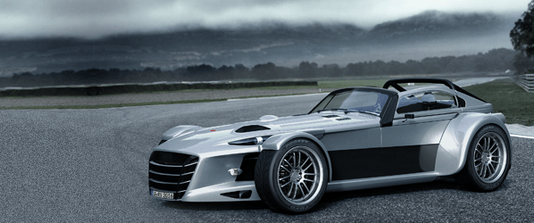 This Dutch roadster blurs the line between a race car and a street car