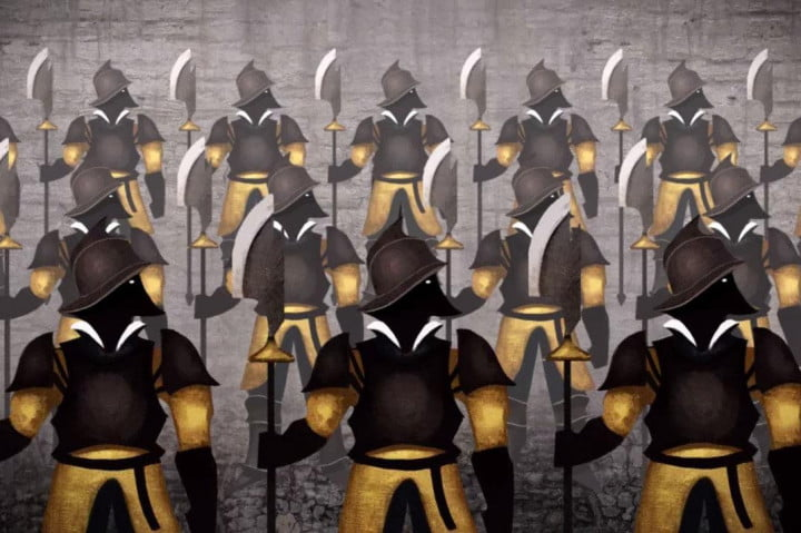 heres everything need know story leading dragon age inquisition daii concept art