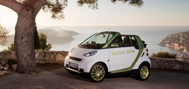Daimler beats BMW to the punch, starts production of electric Smart ForTwo