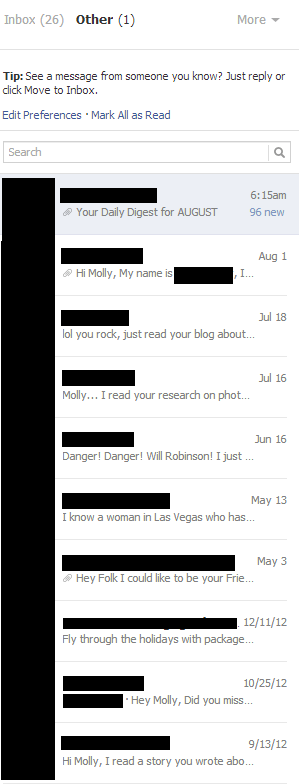 fb other inbox