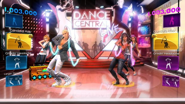 dance  x central