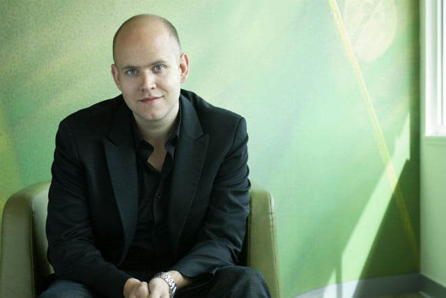 spotify expects to reach  million users by year end daniel ek chair