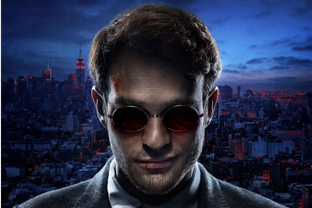 daredevil top rated show on netflix