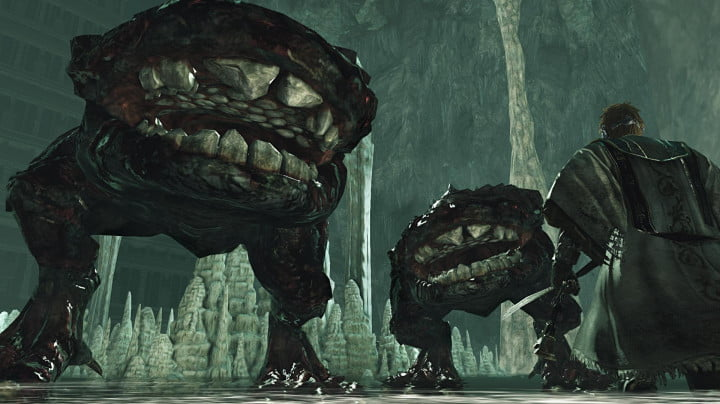dark souls ii crown sunken king review  csk screenshot