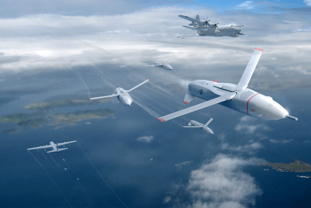 darpa jobs last four years s new gremlin drones fly back to cargo ships for extraction after intelligence missions