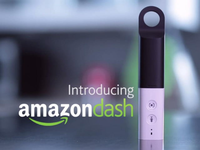 amazon launches dash home barcode scanner