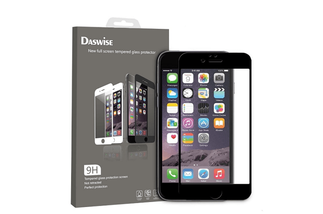Daswise Anti-scratch Tempered Glass Protector