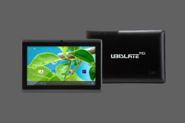 worlds cheapest tablet launches uk datawind ubislate ci