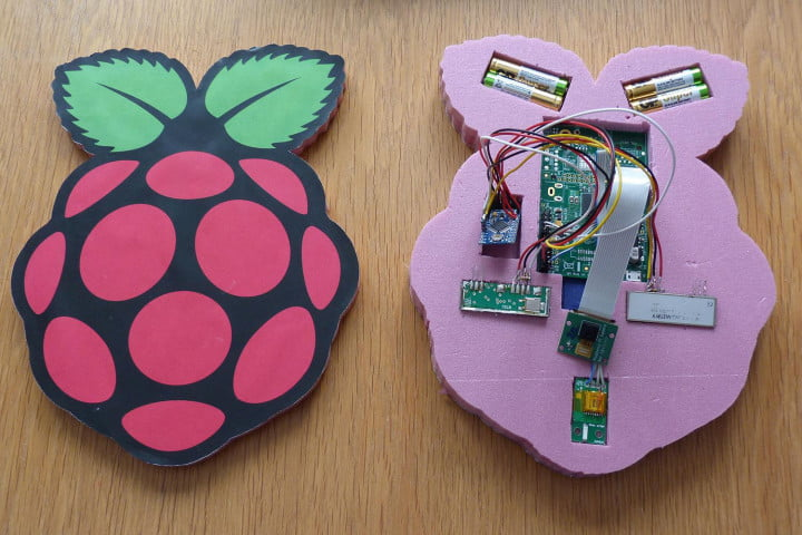 not just for nasa anymore how one man is taking his own photos from space dave akerman raspberry pi p