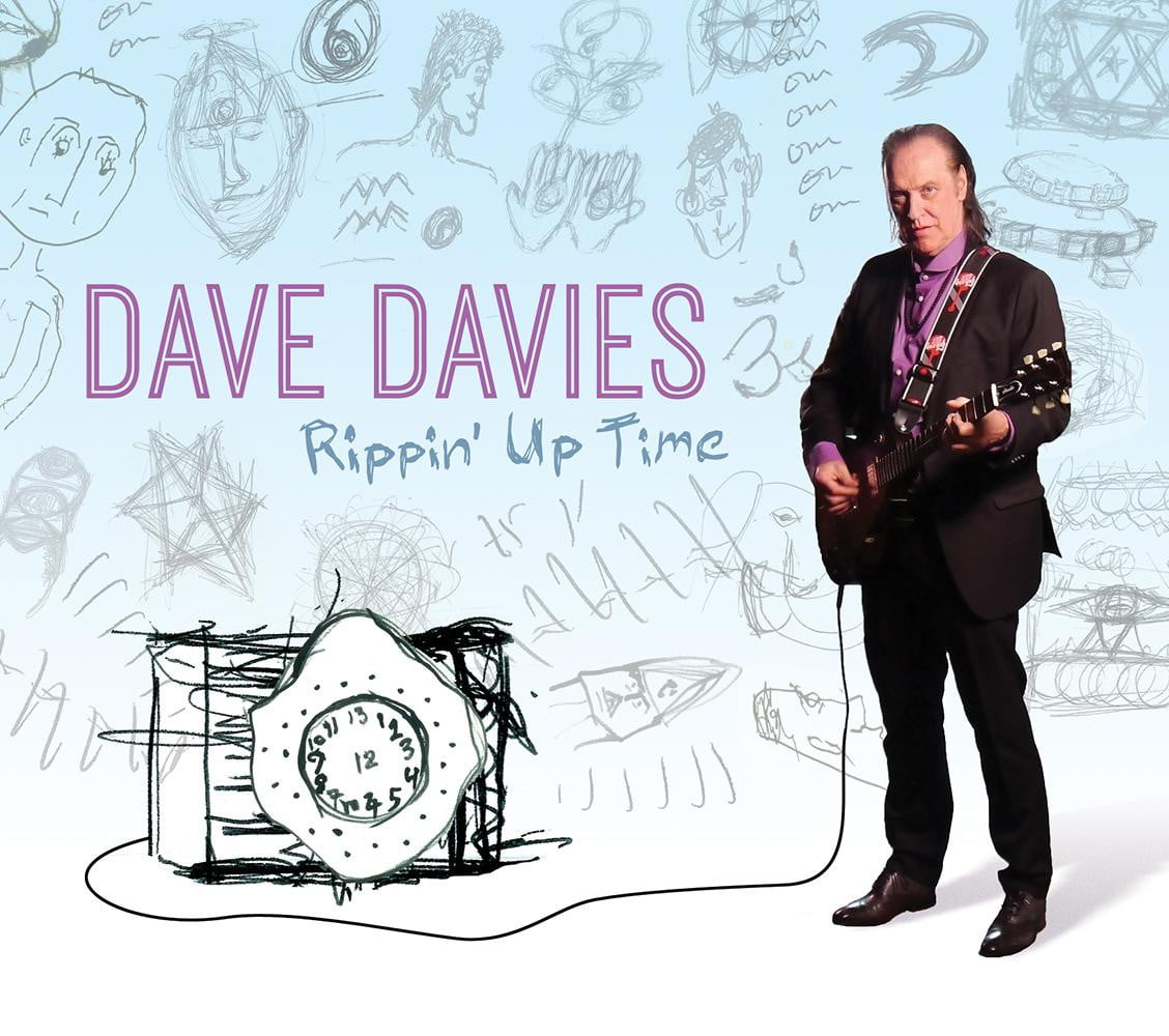 Dave-Davies-Rippin-Up-Time-cover-art