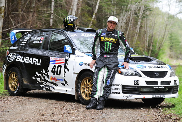 david mirra dead at age  dave rallycross