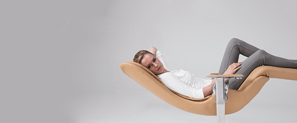 The $26,000 Elysium chair is designed to make you feel weightless