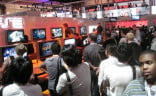 Killzone 3 was among the busiest exhibits at Sony's booth.