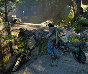 'Sons of Anarchy' meets  'The Last of Us' in Sony's  zombie slayer 'Days Gone'