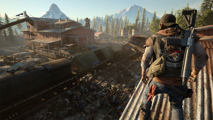 days gone e  preview overlook