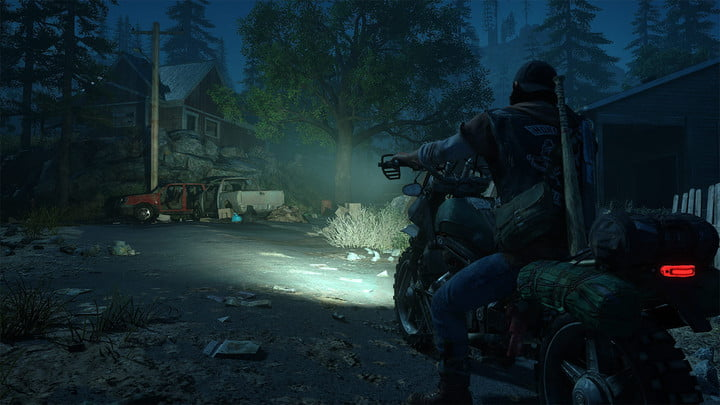 days gone gameplay demo e