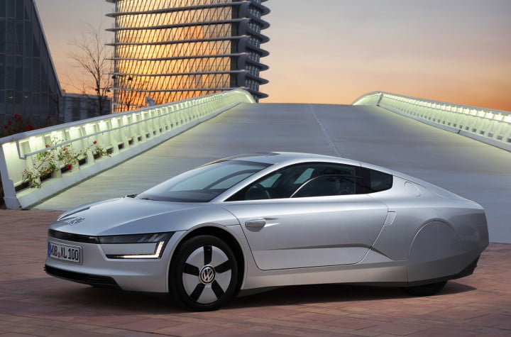 how vw milked  miles from a single gallon of gas with the record breaking xl volkswagen bodyline