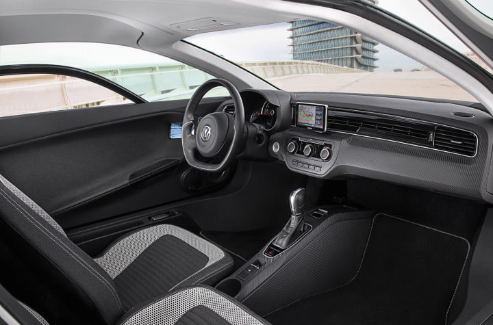 how vw milked  miles from a single gallon of gas with the record breaking xl volkswagen interior