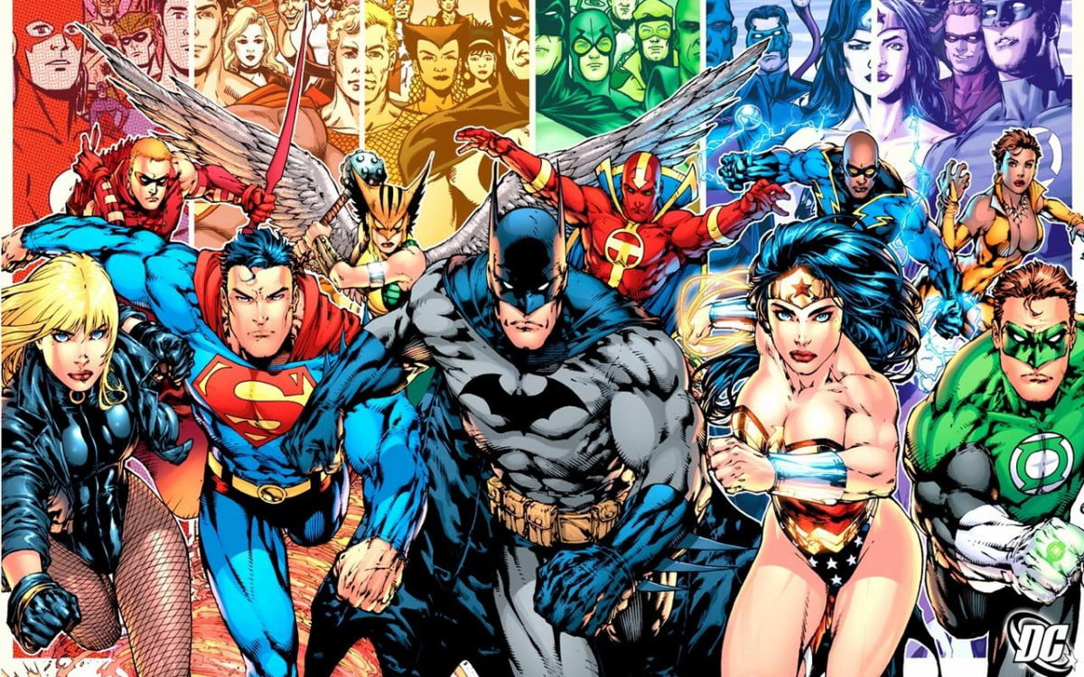 warner bros planning nine dc comics movies man steel sequel justice league universe