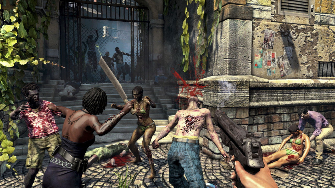 Dead Trees Review Dead Island Riptide Review 1