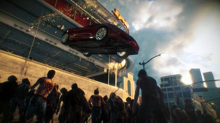 Dead Rising 3 screenshot vehicle