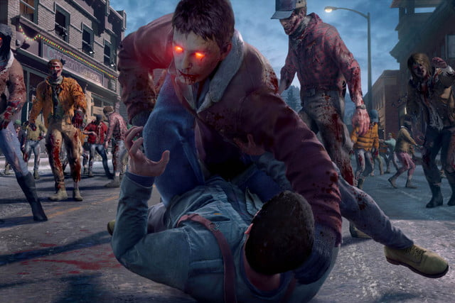 dead rising  street fighter outfits zombie fresh attack