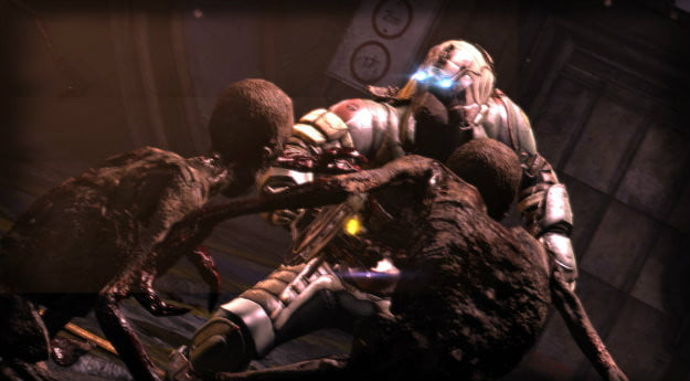 dead space  preview playstation