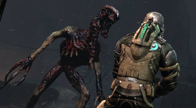 dead space  preview xbox
