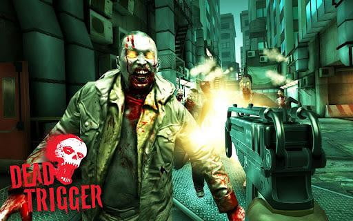dead trigger screenshot android app game google play tablet