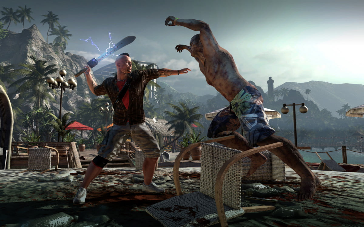 dead island movie revived production expected begin  deadisland all screenshot