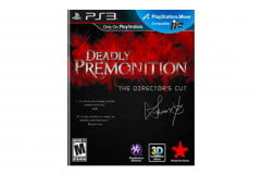 deadly premonition the directors cut review director s cover art